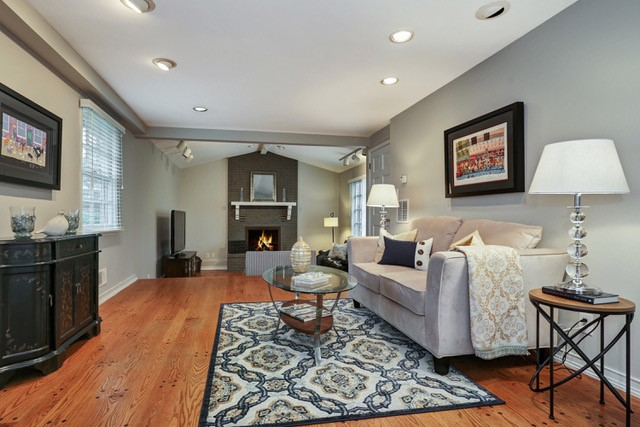 Scotch Plains New Jersey Home Staging